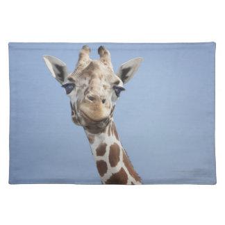 Giraffe 2 placemat