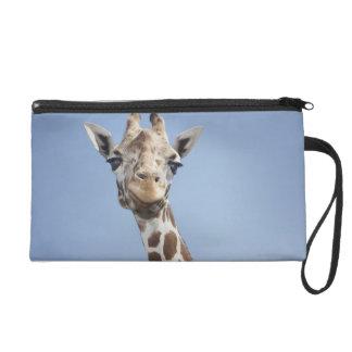Giraffe 2 wristlet clutches