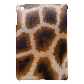 Giraffe Abstract Design, iPad Mini Case Hard Shell