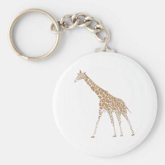 Giraffe Afrika Africa Schlüsselanhänger