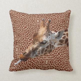 Giraffe American Mojo Pillow Throw Cushions