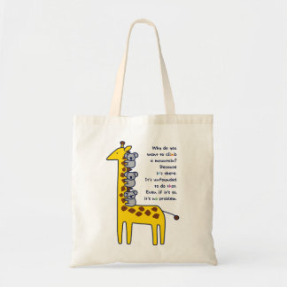 < Giraffe and adhering koala (for light-colored