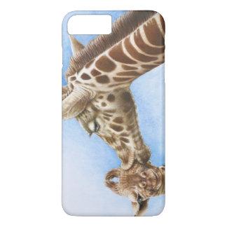 Giraffe and Calf iPhone 8 Plus/7 Plus Case