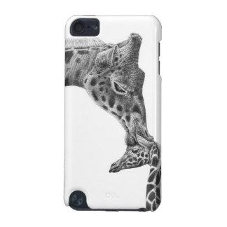 Giraffe and Calf Speck Case