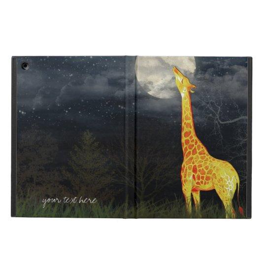 Giraffe and Moon | iPad 2/3/4/Mini/Air Cases