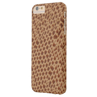 Giraffe Animal Print Pattern - Apple Iphone Case