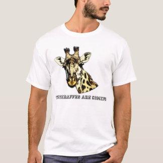 Giraffe Apocolypse T-Shirt