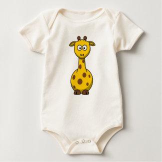Giraffe Baby Bodysuit