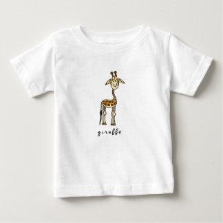 Giraffe Baby Tshirt