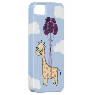Giraffe Balloons iPhone 5 Covers
