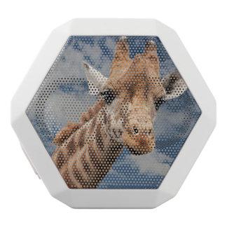 Giraffe White Boombot Rex Bluetooth Speaker