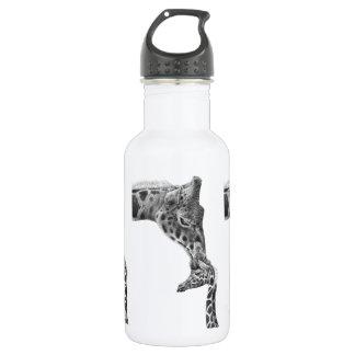 Giraffe & Calf Liberty Bottle 532 Ml Water Bottle