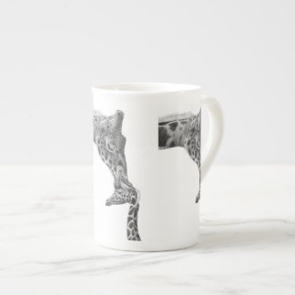 Giraffe & Calf Specialty Mugs