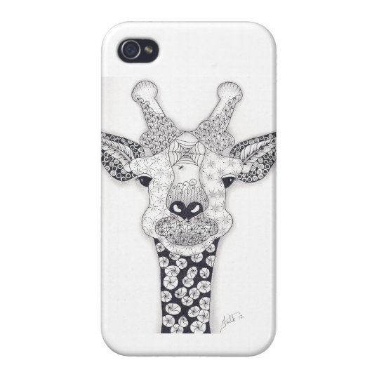 Giraffe Case For iPhone 4