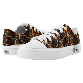 Giraffe Colours, Low tops Zipz Sneakers