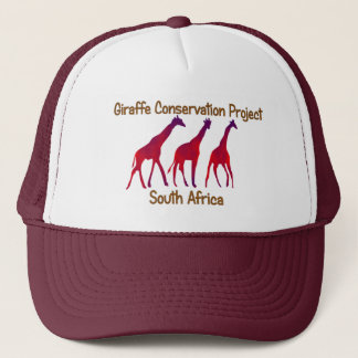 Giraffe Conservation Project Safari Cap