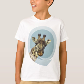 Giraffe Design  Youth T-Shirt