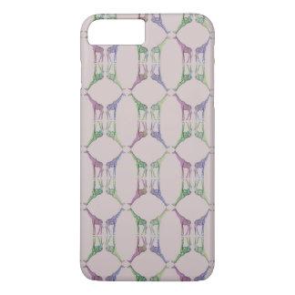 Giraffe Diamond iPhone 8 Plus/7 Plus Case