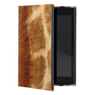 Giraffe Fur Case For iPad Mini