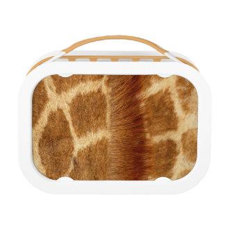 Giraffe Fur Lunch Box
