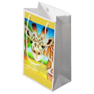 Giraffe Gift Bag! Small Gift Bag