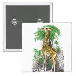 Giraffe Gifts Button
