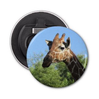 Giraffe Head Bottle Opener