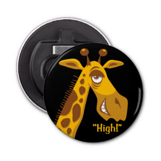 Giraffe High Life Bottle Opener