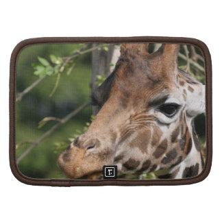 Giraffe Images Wallet Folio Folio Planners