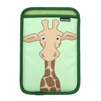 Giraffe iPad Mini Sleeve
