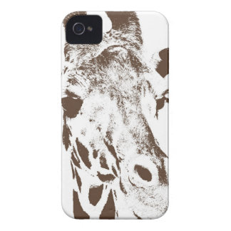 Giraffe iPhone 4 Case-Mate Cases