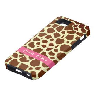Giraffe iPhone 5 Case