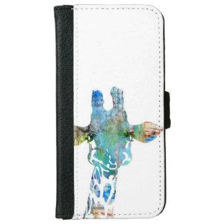 Giraffe Iphone Wallet Case iPhone 6 Wallet Case