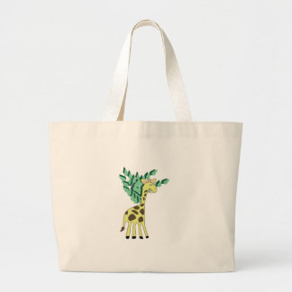 Giraffe Jumbo Tote Bag