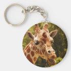 Giraffe Key Ring