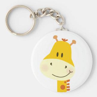 Giraffe Key Chain