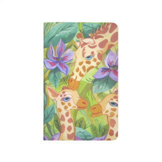 Giraffe Kisses , Mother and Babies Journal