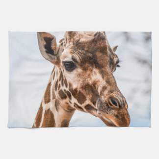 Giraffe Kitchen Towel