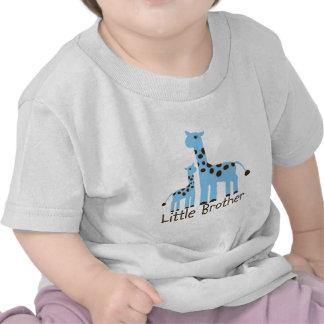 Giraffe Little Brother Tee Shirts