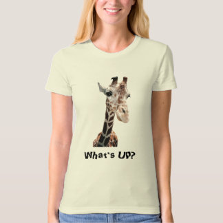 Giraffe Look T-Shirt