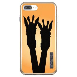 Giraffe Love Incipio DualPro Shine iPhone 8 Plus/7 Plus Case