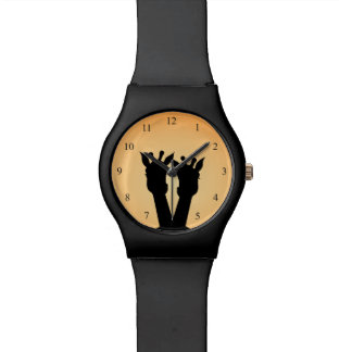 Giraffe Love Watch