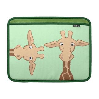 Giraffe MacBook Sleeve