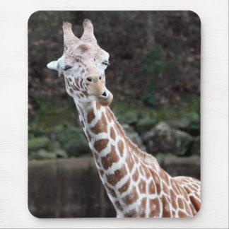 Giraffe Mouse Mat