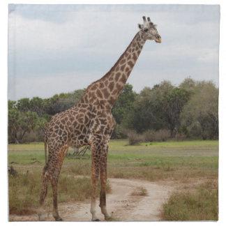 Giraffe Napkin