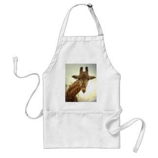 Giraffe orig -zaz adult apron