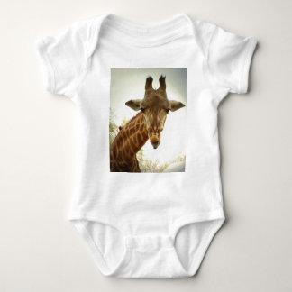 Giraffe orig -zaz baby bodysuit