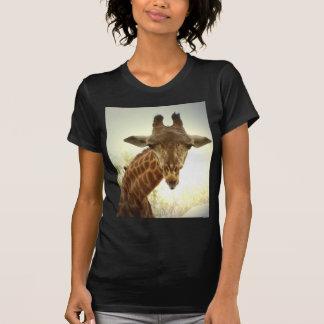Giraffe orig -zaz t-shirts
