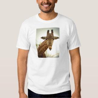 Giraffe orig -zaz tee shirt