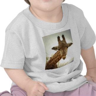 Giraffe orig -zaz tshirt
